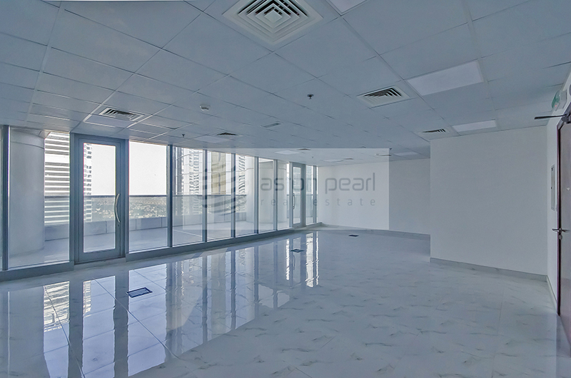 Full Floor. Fully Fitted. Best Tower in JLT