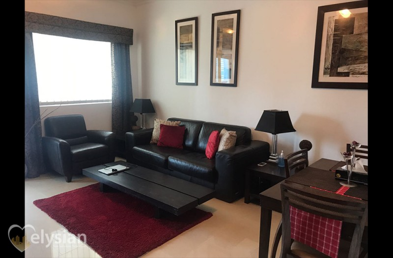 Charming 1BR, Fully Upgraded,Dubai Marina