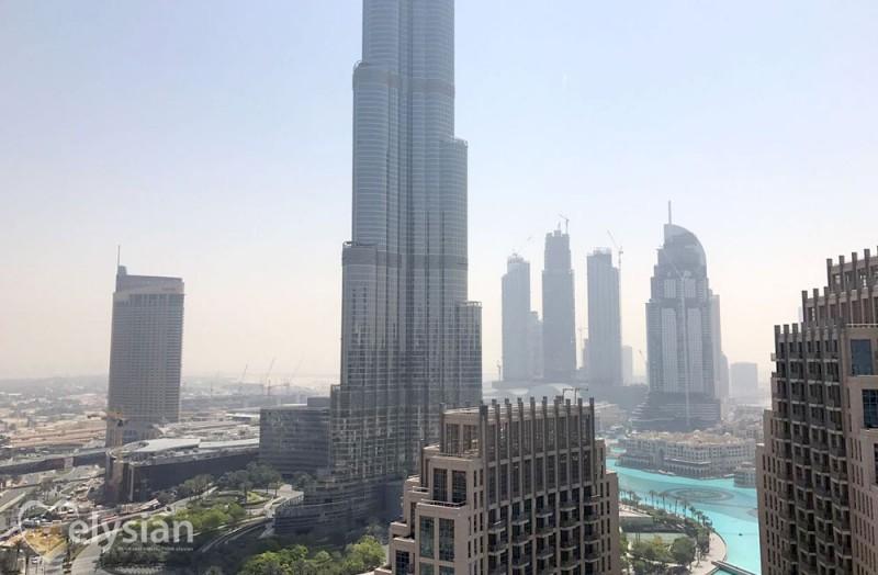 Vacant 2 BR, Burj Khalifa/Fountain View