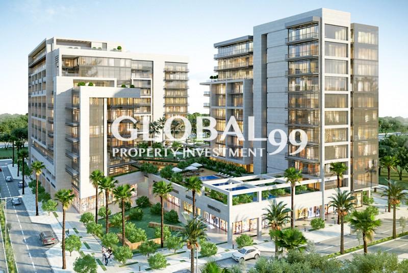 Amazing Investment! 1BR in Soho Saadiyat