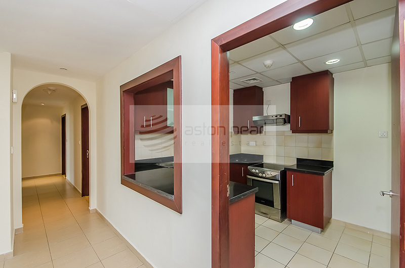 Dubai Eye and Palm Views | 2BR in RIMAL 1