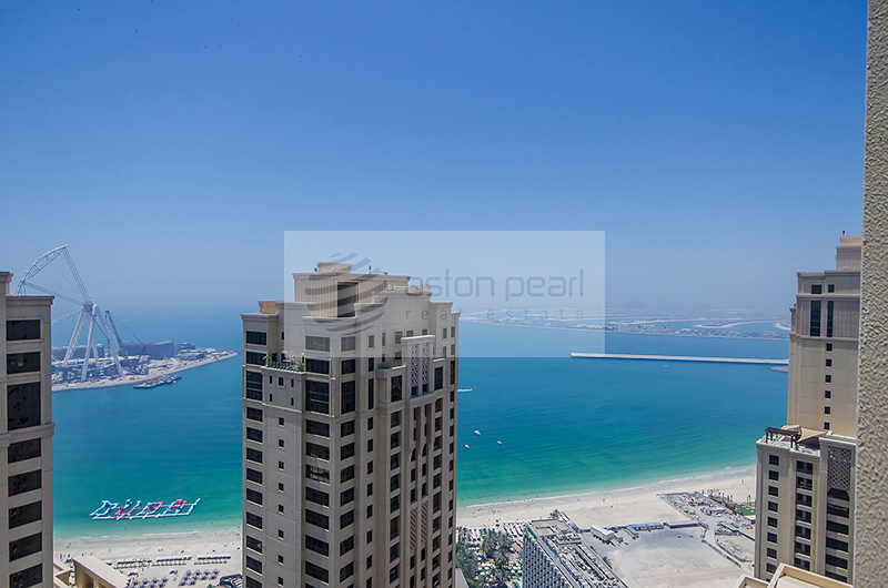 Panoramic Sea View | Two Bedroom in RIMAL