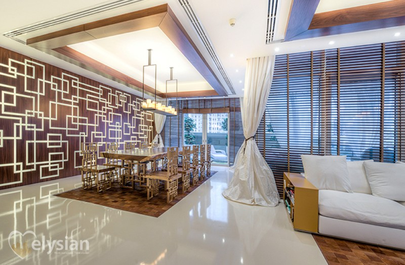 Stunning apartment with Full Marina View