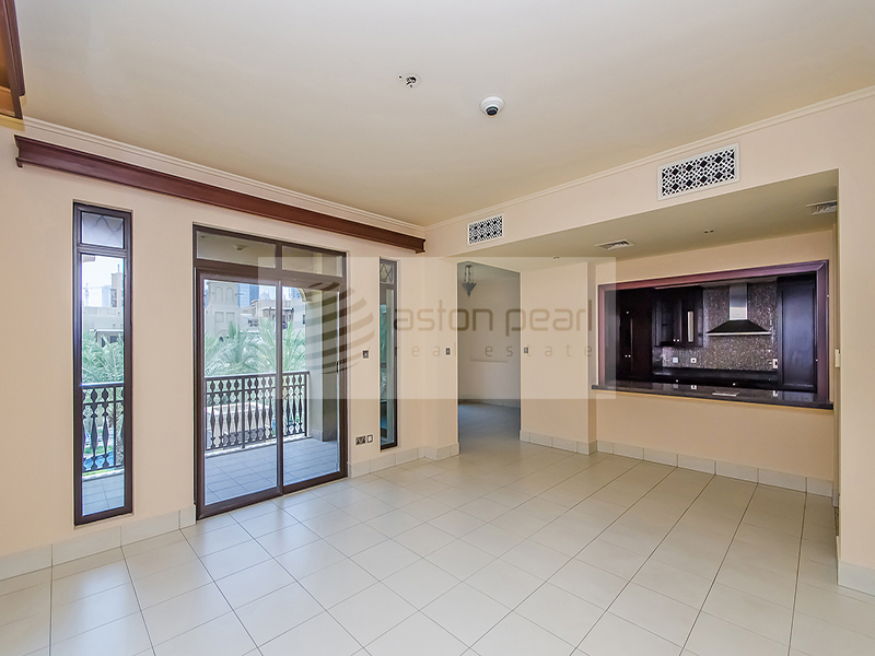 Up to 4 Cheques! Spacious 3 BR+M+S with Burj View