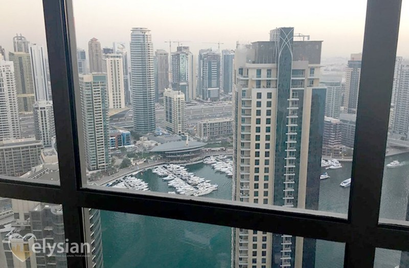4BR+M+S,Marina and Sea View, High Floor