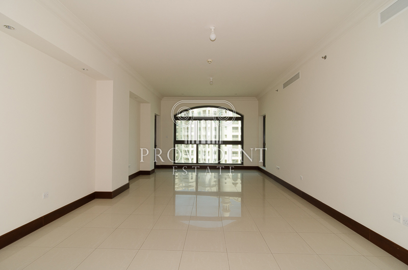 Perfectly Maintained 1BR, Balcony,Rented