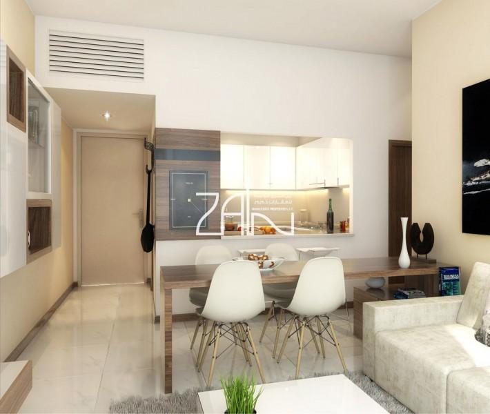 1% Payment Plan 1 BR Apt in Masdar City