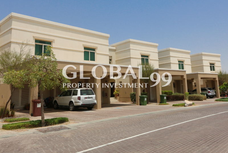 Now ! Townhouse in Al Ghadeer for Sale .