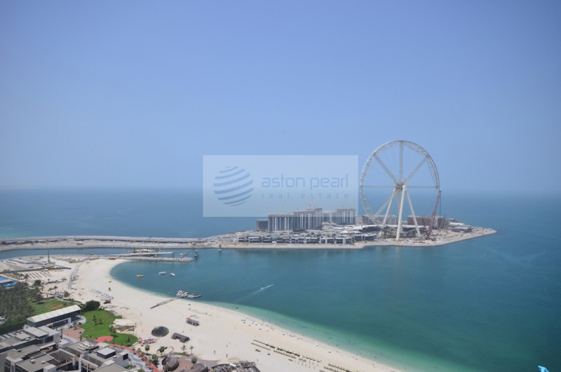 Best 3 Br+M   Secured Full Sea and Eye View