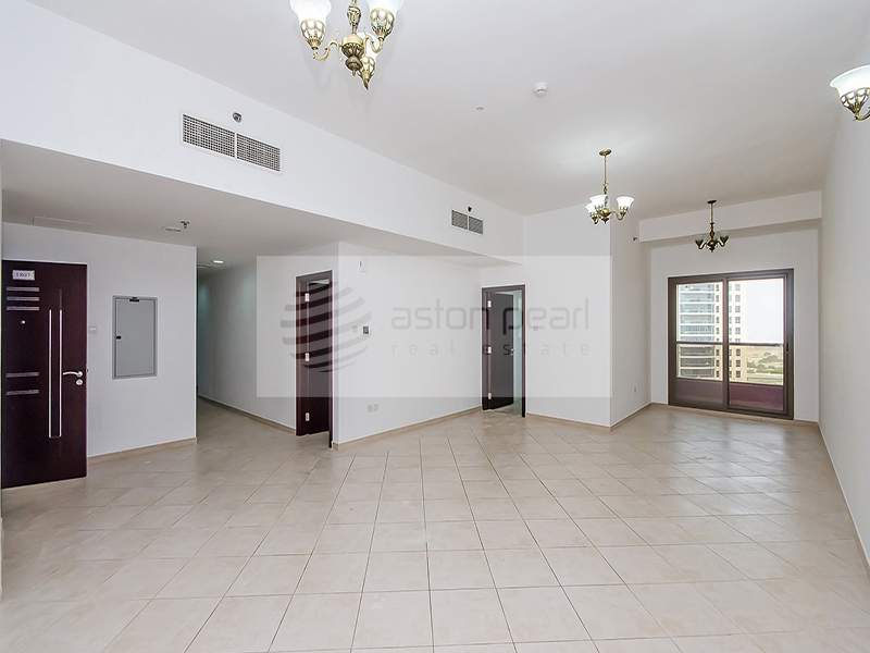 Spacious 3 BR with Balconies, Near Metro
