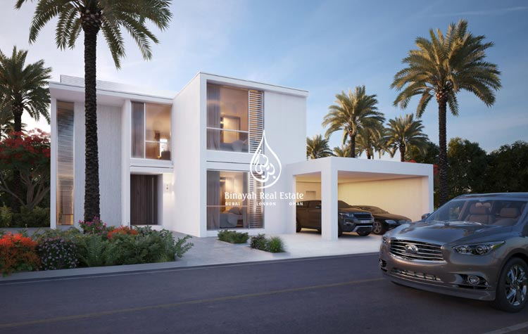 4 Bedroom Sidra Villas | Post Handover Plan