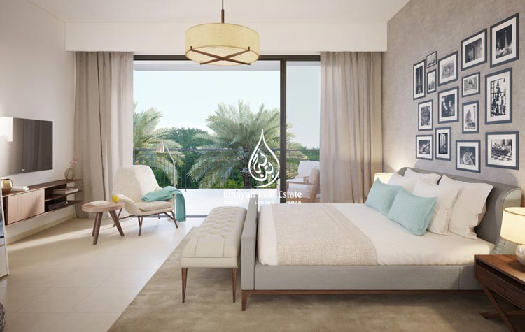 Post Handover Plan | Sidra Phase 3 Villas