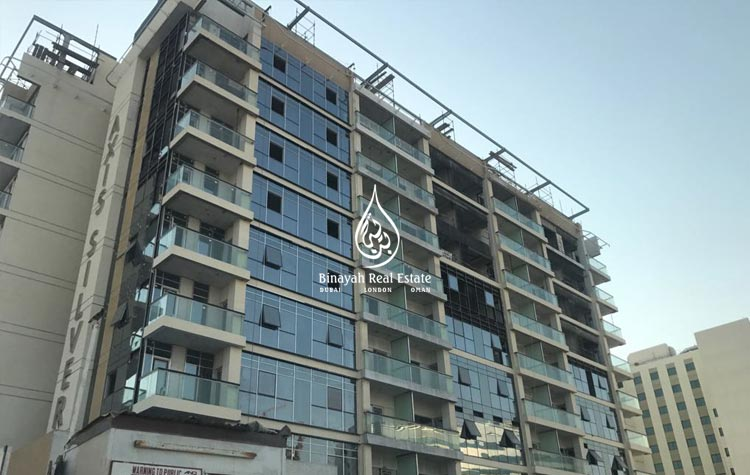 1 BR with Study | Pay 40 % after Handover in 3 Years