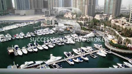 Exclusive Marina view 3br+m+s view High floor 01 type