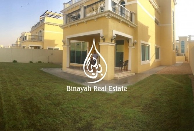 Lowest Price 4 BR + Maid | Luxury Living  l Nova villa
