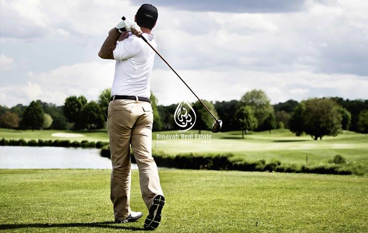 4 BR Golf Course Community Sahara Villas