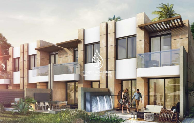Akoya Sahara Villas 4 BR for Just 1.241 M