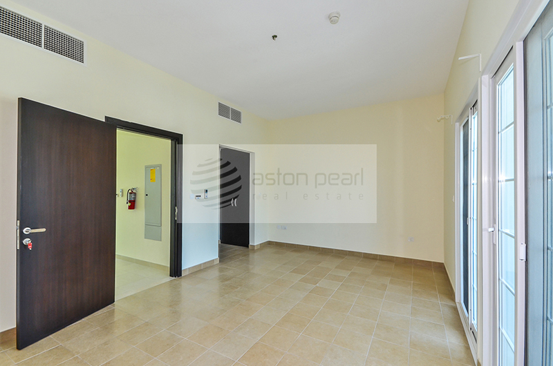 1 BR Townhouse with garden Only for AED 86k