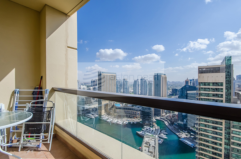 VACANT 2 Bed Apartment | Panoramic Marina View