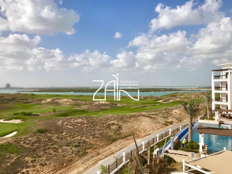 Hot Deal Golf/Sea View 2 BR Apt with Balcony