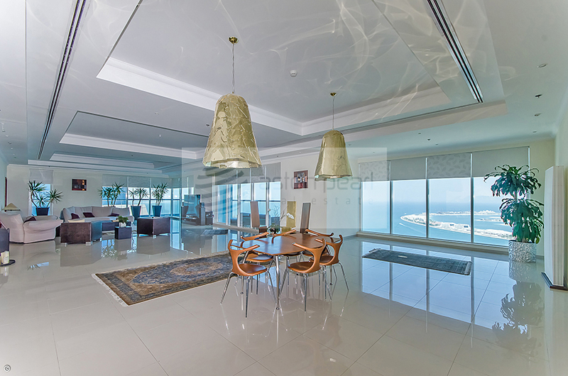 Amazing 5BR Penthouse with Full Sea View