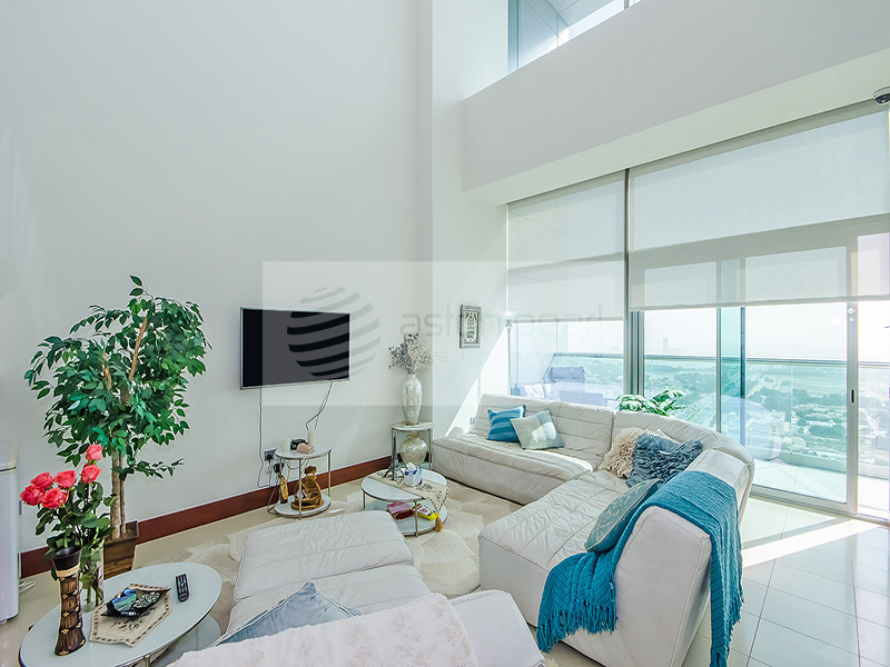Amazing 3 BR+Maids Duplex | Zabeel and Burj Views
