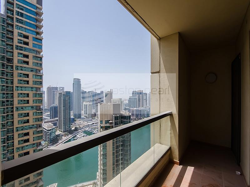 Panoramic Marina View | 2BR+Laundry | VACANT