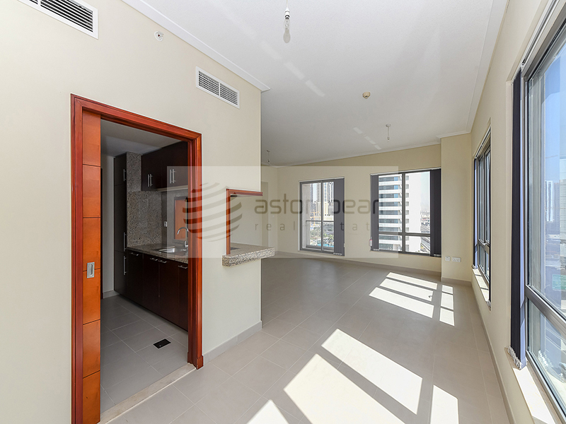 Large Unit | Vacant on Transfer | 1BR w/ Balcony