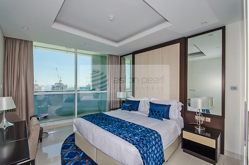 Luxury Serviced | 2 BR Suite in Downtown