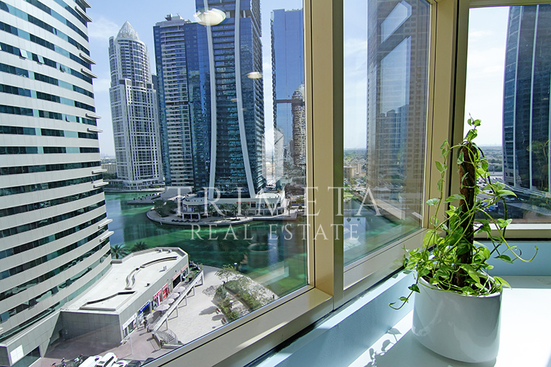 well-fitted-office-lake-view-in-fortune-executive