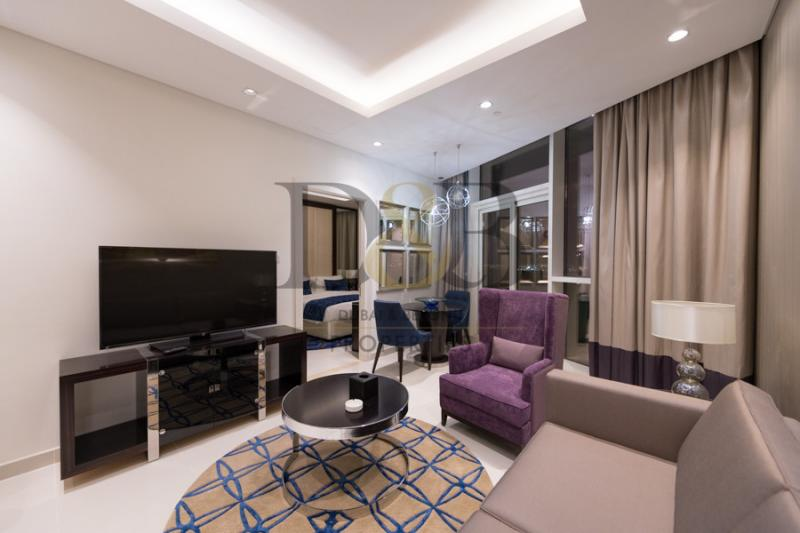 SPACIOUS AND LUXURIOUS 2 BR l HIGH FLOOR