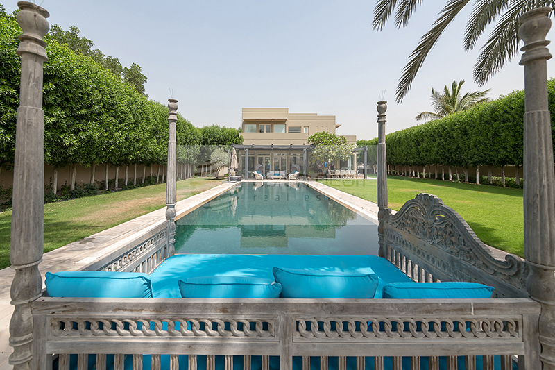 Unique Villa | Large Plot | Massive Private Pool