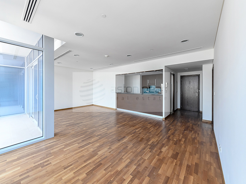 Brand New, Vacant Unit w/ Balcony and Parking