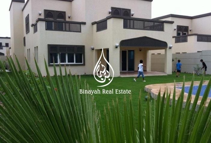 4 bedroom Villa in Regional Jumeirah Park