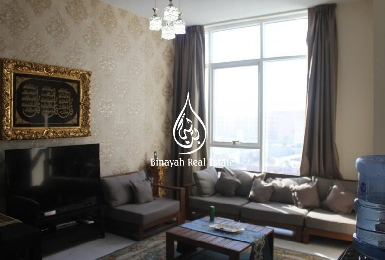 Furnished 1 BR New | Vacant on Transfer