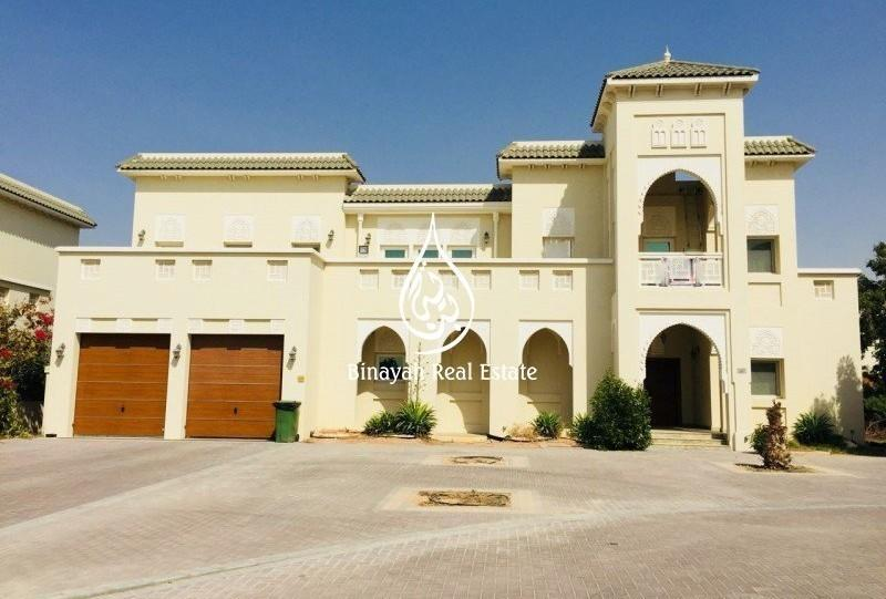 Best Location  Large 5 Br + Maid Type A 
