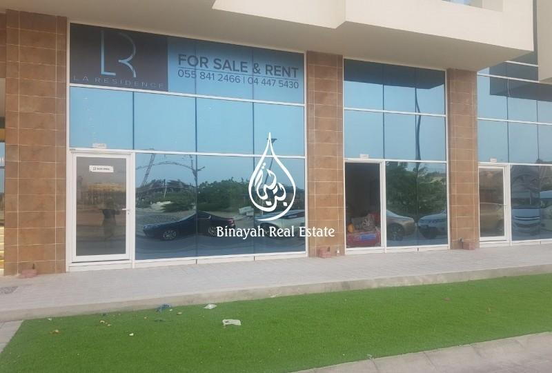 Retail Space ready building in JVT, D1