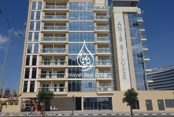 Ready Brand New 1 BR APT in Silicon Oasis