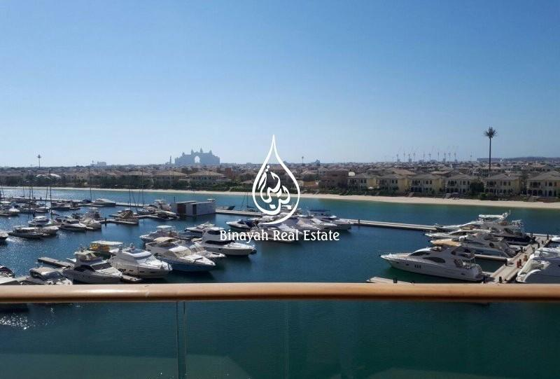 2 BR | Best Building | Sea & Atlantis View