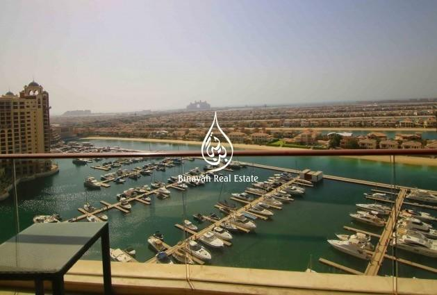 2 BR | High Floor | Full Sea View | 3.9M