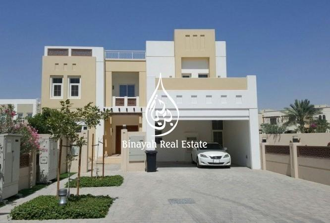 Upgraded 5 BR| Type A Villa | in Mudon