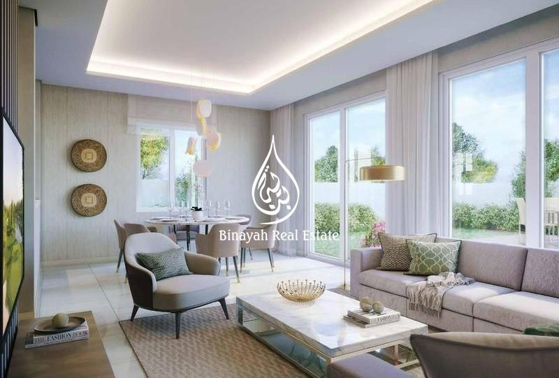60% Post-Handover|2 BR in Amaranta |Sale