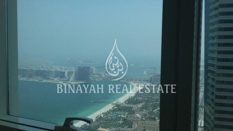 Partial Sea View | 2 Bedroom |AED 105000