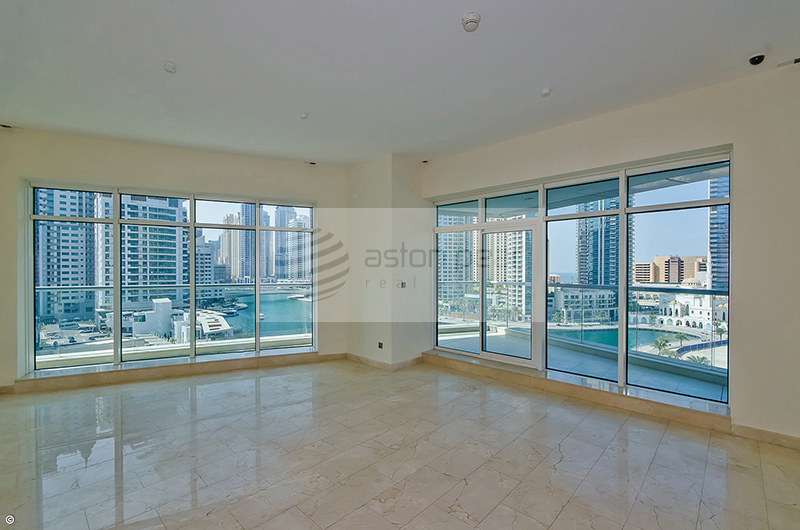 Full Marina and Sea View| Vacant | Trident Bayside