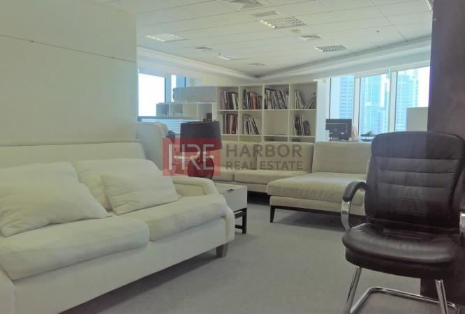 Large Fitted Office Overlooking Business Bay Canal