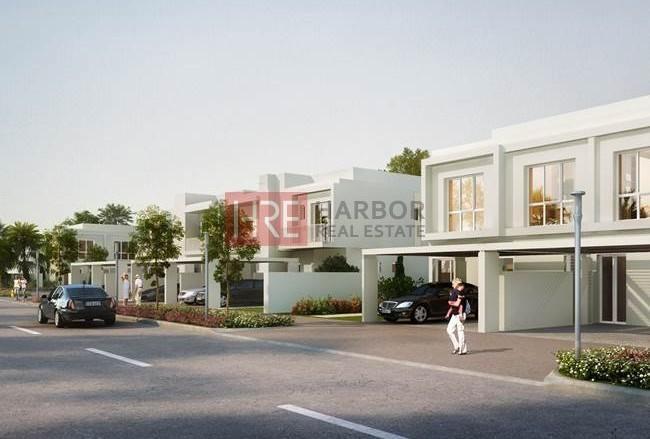 Urgent Resale 3br Townhouse Middle Type Off_Plan Arabella-1