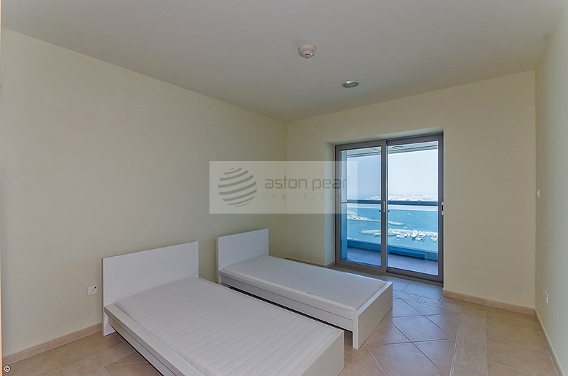 Vacant Now | Unfurnished Apartment | Full Sea View