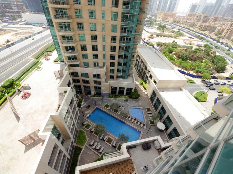 A beautiful 1 Bed Apartment in Burj Views Podium