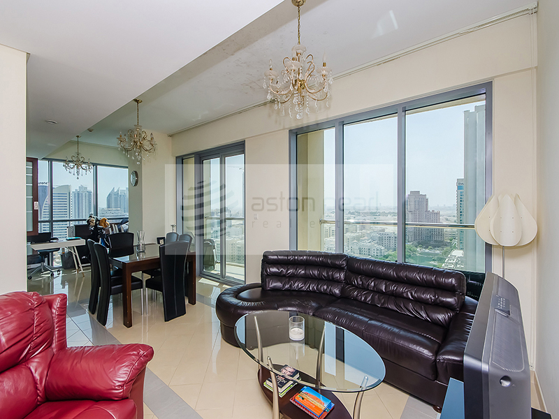 Absoulute Golf and Canal View, 1BR+Study