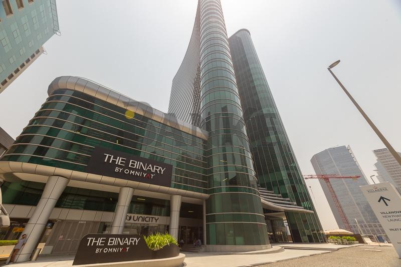 Binary Tower